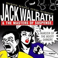 Invasion Of The Booty Shakers - Jack & Masters Os Suspense Walra (2002, CD NEUF)