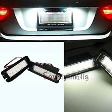 NEWEST License Plate Light for Porsche Boxster Cayenne Cayman 997 911 Carrera