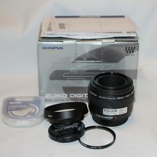 NEW Olympus Zuiko 35mm f/3.5 MACRO Lens four thirds fit (NOT micro four thirds)