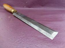Vintage Tools - A Bevel Edged Paring Chisel  - 1 1/2 in Wide