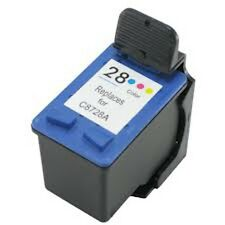 Remanufactured Ink Cartridge for HP 28 C8728A Color for HP PSC 1100 1110 1210