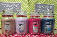 Yankee Candle PICK 2 NEW SPRING Honey Lavender Gelato, French Countryside...