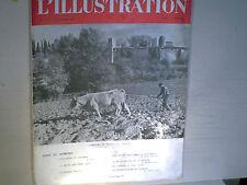 JOURNAL L'ILLUSTRATION 28 09 1940 FRONTS DE GUERRE/AFRIQUE/LABOURS/PECHE