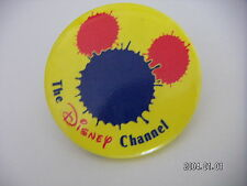 THE DISNEY CHANNEL PICTURE BADGE
