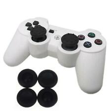 10PC Silicone Gel Thumb Grips For PS4/PS3/Xbox 360/XboxOne Controller White  E