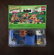 *RARE* Lego Set 3786 Buzzy Bulldog the Postman - FABULAND - NEW SEALED