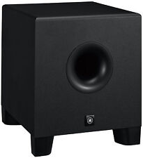 Yamaha HS8S Studio Subwoofer HS-8S Best deal on eBay Free Shipping!