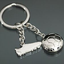 1pc New Gift Key Chains Keychain Keyfob Keyring Football Soccer Shoes Cool Fans