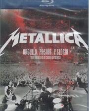 Metallica - Orgullo, Pasion y Gloria| Blu Ray | Orginalware