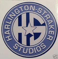 UFO Harlington Straker Sticker / Gerry Anderson Thunderbirds Space 1999 Shado