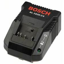 Bosch AL-1820-CV 18V Bosch BATTERY CHARGER 260225425 260225426 - 592 *'