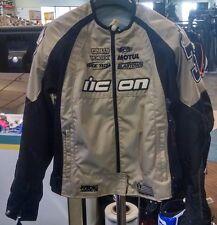 Icon Merc Stage 2 Women's Jacket Khaki XL