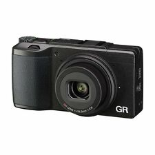 Ricoh GR II 16.2MP Wi-Fi Digital Camera -Black - *Free shipping from Japan*