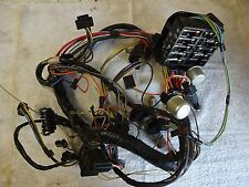 1968 Buick Skylark GS 350 400 Special Sport Wagon Non A/C Dash Wiring Harness