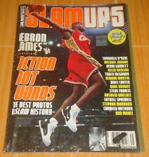 LEBRON JAMES SLAM PRESENTS SLAMUPS #35 COLLECTIBLE MAGAZINE