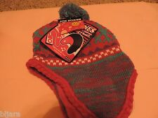 JOE BOXER GIRLS Ear Tunes WINTER HAT PLUG IN TO MP3 PLAYER OR SMARPHONE L@@k