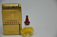 VENEZIA LAURA BIAGIOTTI WOMEN PERFUME/EAU DE TOILETTE MINI.17oz/5mlSplash FULL