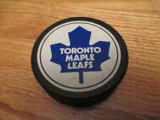 Vintage TORONTO MAPLE LEAFS NHL General Tire Co PUCK