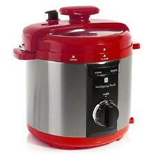 Wolfgang Puck Automatic 8 Quart Rapid Pressure Cooker See Description