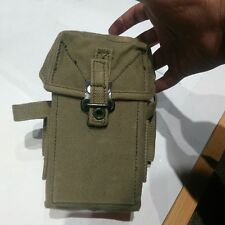 Militray Surplus Vietnam Era Us Army/Usmc M14 Canvas Ammo Mag Magazine Pouch