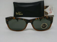 New Vintage B&L Ray Ban Wayfarer Set Bohemian Dark Tortoise W1414 Sunglasses USA