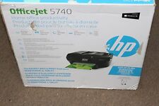 HP OfficeJet 5740 Wireless All-in-One Photo Printer with Mobile Printing, Instan