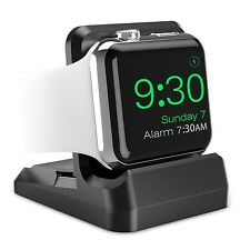 Apple Watch Stand MoKo Premium Scratch-resistant TPU Charging Dock with Non-s...