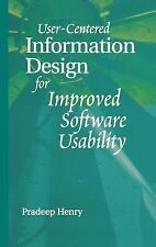 Artech House Computer Science Library: User-Centered Information Design for...