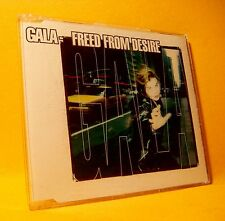 NEW MAXI Single CD Gala Freed From Desire 5TR 1996 Euro House RARE !