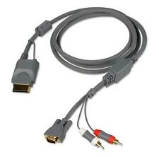 Xbox 360 HD Cable Pro VGA / Stereo / Optical. Speedlink