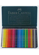 Faber Castell Polychromos Pencils 36 Colour Tin.