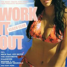 Work It Out - Beach Club - 2 CD NEU - Disco Boys Chic Flowerz Hacienda Meck