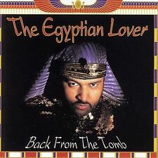 Egyptian Lover: Back From the Tomb  Audio Cassette