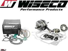 Wiseco Top & Bottom End Engine Rebuild Kawasaki KX85 2001-2005 Crankshaft Piston