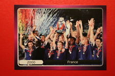 Panini EURO 2012 N. 534 FRANCE NEW With BLACK BACK TOPMINT!!