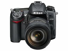 Nikon D7000 16.2 MP DSLR Camera with 18-55mm VR II Kit