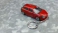 Diecast Alfa Romeo Giulietta Red Toy Car Keyring Keychain