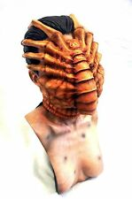 Alien Facehugger Bust Statue 1:1 Life Size Xenomorph Colonist HR Giger 2 of 2