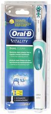 Braun Oral-B Vitality D12513P Dual Clean Power Rechargeable Electric Toothbrush