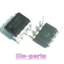 50 PCS NE555P DIP-8 NE555 555  General purpose single bipolar timers