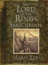The  Lord of the Rings  Sketchbook: Portfolio by Alan Lee, J. R. R. Tolkien...