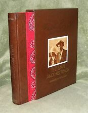 WILL ROGERS The Man and His Times Richard M Ketchum Attractive 1973 HB Slipcase