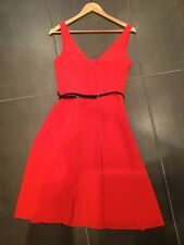 Mexx red dress size 8 - worn once - Like Karen Millen / Reiss / Coast Style