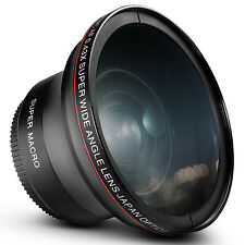 Altura Photo® 58MM .43x Wide Angle Lens with Macro for Canon Rebel T6i T5i T3i