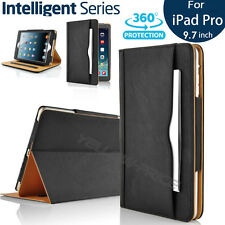 Cases and Covers for iPad Pro 9.7inch Leather Case Cover Wake/Sleep Smart Design