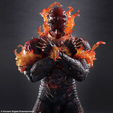 METAL GEAR SOLID: MAN ON FIRE PLAY ARTS KAI ACTION FIGURE SQUARE ENIX