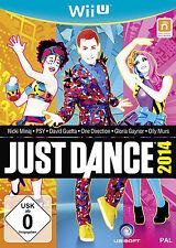 Just Dance 2014 para Nintendo Wii U | mercancía nueva | versión alemana!