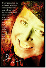 SAM KINISON ART PHOTO PRINT POSTER GIFT STAND UP COMEDY QUOTE