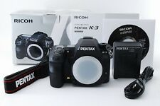Excellent  PENTAX Pentax K K-3 23.4 MP Digital SLR Camera - Black (Body Only)