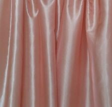 "Rose Gold Taffeta 100% Polyester 59/60"" wide by the yard  Free swatches."